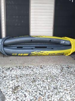 Intex, Explorer K2 Kayak for Sale in Austin,  TX