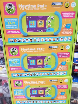 "8"" SCREEN KIDS TABLET AVAILABLE WITH WIFI 16GIG MEMORY QUADCORE PROCESSOR WITH DUAL CAMERAS AND PROTECTION CASE. for Sale in Los Angeles, CA"