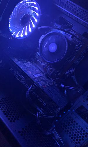 Custom built Gaming Computer for Sale in Madera, CA