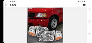 Lightning Style Headlights & Corner Parking Lights Kit Set for F150 for Sale in Tarpon Springs, FL
