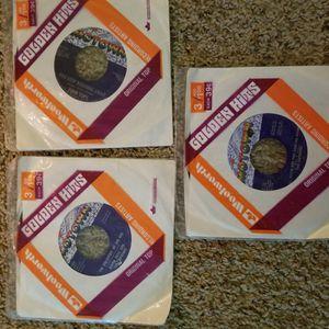 3 MOTOWN 45'S RECORDS for Sale in Everett, WA