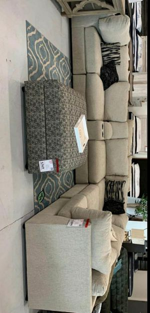 Special for Black Friday ‼ SALES Kellway Bisque Modular Sectional byAshley ‼‼ for Sale in Jessup, MD