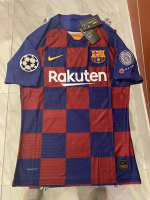 Barcelona fc player version F DE JONG #21 and ansu fati for Sale in Sterling, VA