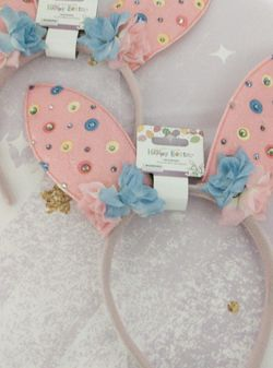 New Blinged Floral Easter Bunny Ears-$6 ea. for Sale in Phoenix,  AZ
