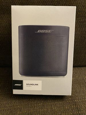 Bose Soundlink Color II Bluetooth Speaker for Sale in Modesto, CA