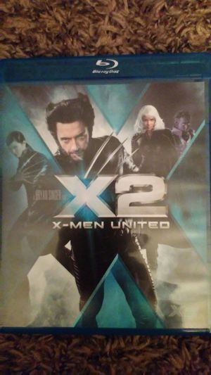 X-2 X-Men United (Blu-Ray) 2-Discs! for Sale in Lewisville, TX