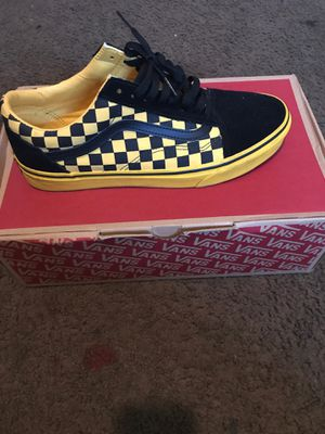 Yellow Vans for Sale in Memphis, TN