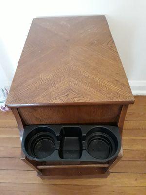 Wood Box Storage Coffee Soda Cup Holder for Sale in Falls Church, VA