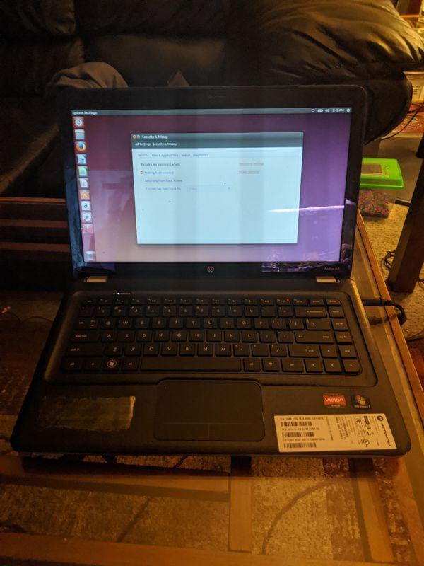 HP Pavilion dv5 laptop computer