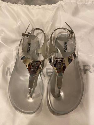 Michael Kors sandals women's size 6 for Sale in Glendora, CA