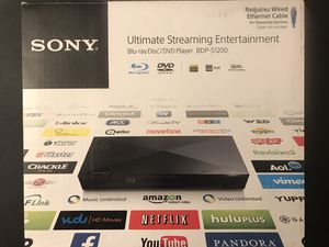 DVD player Sony for Sale in Arlington, TX