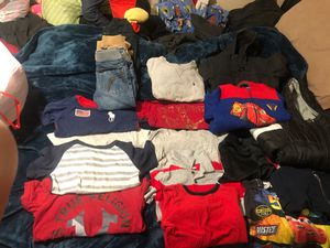 Boys Toddler Lot size 3-4T for Sale in Sacramento, CA