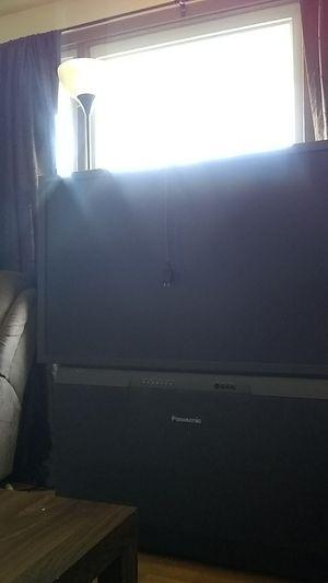50 in Panasonic projection TV for Sale in La Porte, IN