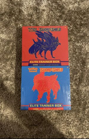 Pokemon Sword and Shield Elite ETB for Sale in Fort Meade, MD