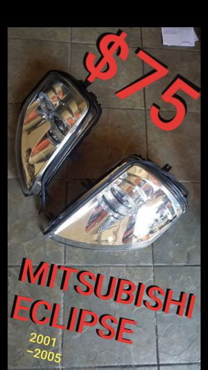 MITSUBISHI ECLIPSE HEADLIGHTS 2001-2005 for Sale in Los Angeles, CA
