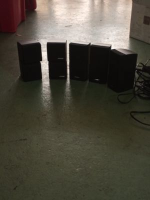 Bose acousitmass surround sound for Sale in Gresham, OR