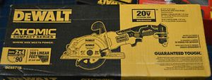 "Dewalt 4 1/2"" Circular Saw Brushless 20V for Sale in Norwalk, CA"