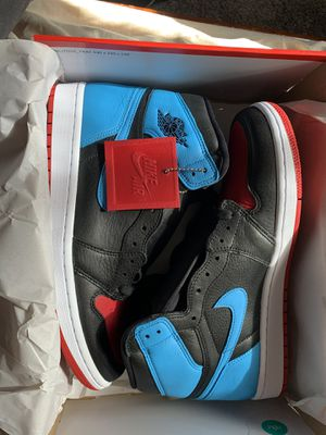 Air Jordan 1 UNC To Chicago ( size 11 woman's and size 9.5 for men) for Sale in Anaheim, CA