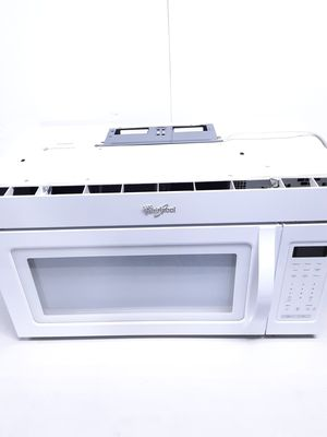 Whirlpool Over the Range Microwave for Sale in Dallas, TX
