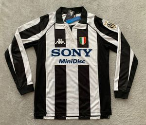 Del Piero Juventus Soccer Team Brand New Men's Retro Vintage Home Long Sleeve Soccer Jersey - Size M / L / XL for Sale in Chicago, IL