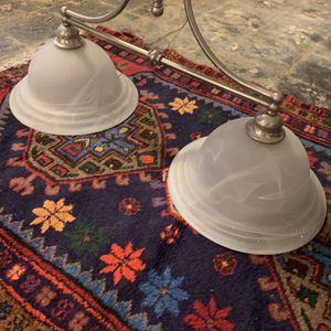 Ceiling Glass Light Fixture - 24 x 24 for Sale in Silver Spring, MD