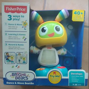 NEW IN BOX Fisher-Price Bright Beats Dance & Move for Sale in Vero Beach, FL