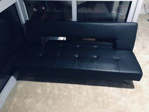 Futon sofa bed for Sale in North Bethesda, MD