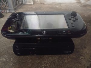 Wii U 32gb for Sale in Spokane, WA
