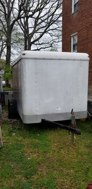 6x10 Enclosed Trailer for Sale in Washington, DC