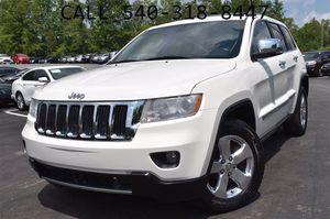 2012 Jeep Grand Cherokee for Sale in Stafford, VA