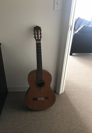 Guitar with case for Sale in Boston, MA