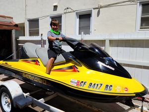 2004 SeaDoo GTX 4TEC supercharged for Sale in Rolling Hills, CA