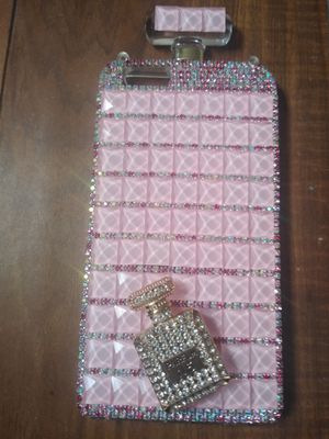 Case for iphone 6 plus perfume N 5 chanel for Sale in Las Vegas, NV