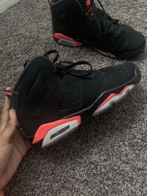 Jordan retro infrared 6s for Sale in Las Vegas, NV