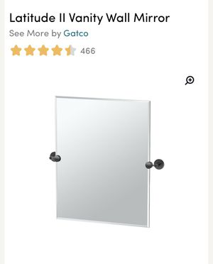 Vanity Wall Mirror - Brand New for Sale in Smyrna, GA