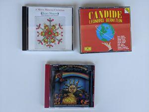 CDs | Bernstein - Candide | John Williams | Over the Rainbow | Boston Pops | Mancini - Christmas Songs for Sale in Las Vegas, NV