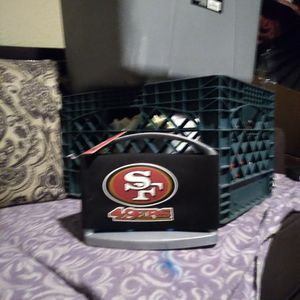 49ers 6 Pack Can Cooler for Sale in Mesa, AZ
