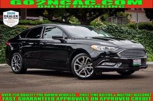2017 Ford Fusion for Sale in National City, CA