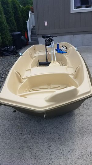 2017 Sundolphin Fishing Boat for Sale in Bothell, WA