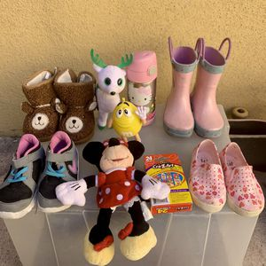 Baby Girl Shoes Bundle for Sale in Los Angeles, CA