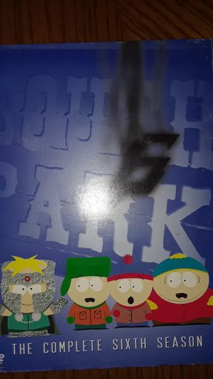 South park the sixth season for Sale in Los Angeles, CA