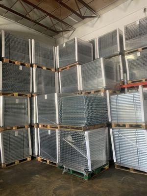 RACKS WAREHOUSE 42x46 wire decks for Sale in Miami Springs, FL