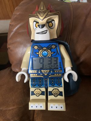 Chima Lego Clock for Sale in Springfield, VA