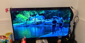 """TCL 55"""" Smart Roku Tv , Apps come with it , Netflix , Hulu, Sling, YouTube etc Paid 500 for it for Sale in Stonington, CT"""