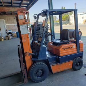 Toyota forklift for Sale in Chino, CA