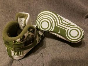 Nike baby Camo sneakers! for Sale in San Antonio, TX