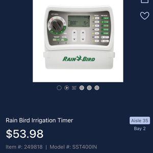 Rain Bird Irrigation Timer (sprinkler Timer) for Sale in Fontana, CA
