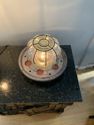 Industrial steampunk table lamps for Sale in Chicago, IL