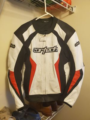 Cortech leather jacket for Sale in Katy, TX