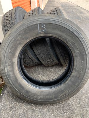 Ironman I-460 295/75R22.5 trailer one available $80.00 for Sale in Wood Dale, IL